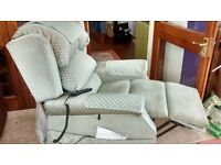 Lift and recline Cosi chair ,twin motors