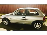 VERY RARE AUTOMATIC CORSA (B) 1.4L (1997) low 29k miles year mot