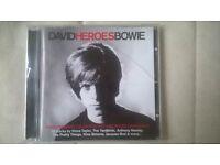 Mojo David Bowie Heroes cd