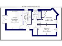 Smart Central 2 Bedroom Student Apartment £1350