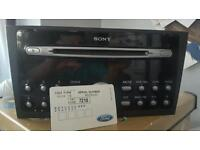 Ford mp3 stereo