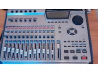 Digital personal studio multi track for recording songs