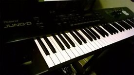 Roland Juno-D 61 key Synthesizer