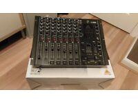 Behringer Pro Mixer DX2000 USB 7 Channel DJ Mixing Desk