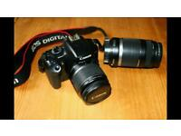 Canon 450d DSLR and Accessories