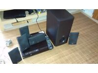 LG HT805SH 850W Home Theatre System