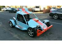 Yamaha R1 road legal buggy top spec,