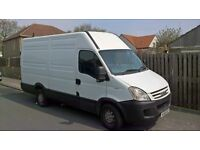 iveco daily 2008 ply lined good tyers £2250 ono
