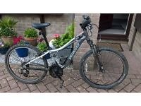 24inch wheel bike