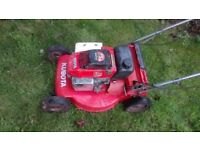 kubota lawnmower