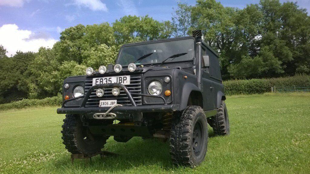 Land Rover Defender 90 200tdi Offroader Loads Of Mods