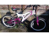 kids muddy fox radar bike