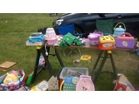 carboot lot clear out from shed, baby toddler items