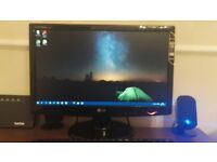 "LG 20"" inch Monitor"