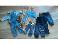 Boys bundle size 6-9 months