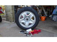 Spare Wheel Kit for Hyundai ix35