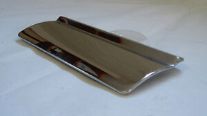 NEW 1961, 1962, 1963 FORD THUNDERBIRD CHROME GAS DOOR