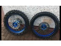 EXCEL WHEELS PLUS YAMAHA SPARES