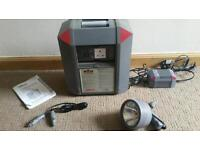 Battery generator and charger