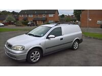 1.7 turbo diesel Astravan very good condition,Alloys,Air con,,cd player,some service history