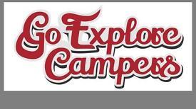 2014 64 plate vw transporter camper van t5