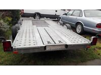 Brian James Genuine Trailer - very good conditions