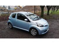 TOYOTA AYGO 2007 MINT CONDITION, VERY LOW MILAGE 19K