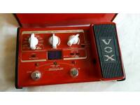 Vox stomplab 11b bass multi effects unit