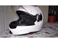 LS2 Flip front helmet