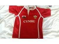 Welsh Rugby top
