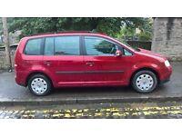 Volkswagen Touran 1.6 2004 (54) **7 Seater**Full Years MOT**Great Running Car**Only £1695**