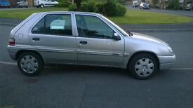 Reliable car, cheap to run, ideal first time car.