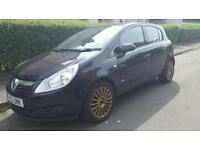 Corsa 08 plate 45000 miles