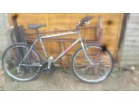 Dawes mens bike ready to ride away