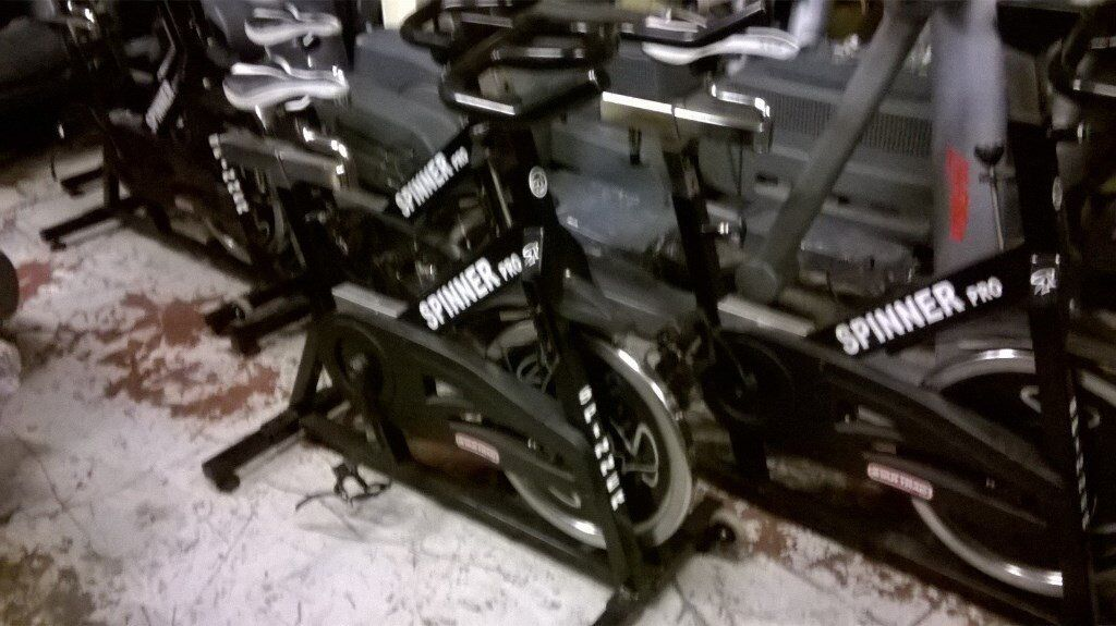 Star Trac pro spinning bike £180 excellent condition or £160 each for 8