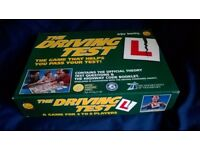 The Driving Test Game for 2 to 6 players (NEW)
