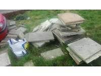 Slabs for free collect only