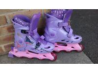 kids bratz inline roller skates