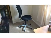 Black/Silver Topstar Office Chair for Sale