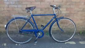 MANS RALEIGH TRADITIONAL STYLE BIKE