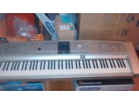 FOR SALE YAMAHA DGX 505 Portable Grand PIANO