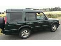 Land Rover Discovery TD5 2000
