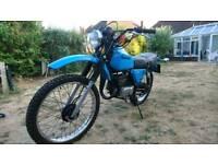 Kawasaki ke125 ke 125 KE125