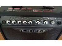 Line 6 Spider 3 15W Guitar Amp