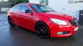 2012 Vauxhall Insignia SRI VX-Line RED