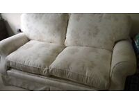 Laura Ashley 2 Seater / Double Sofa Bed
