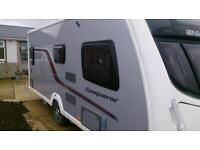 2012 swift conquerer