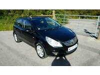 2007 VAUXHALL CORSA 1.2 DESIGN 80K FSH HALF LEATHER