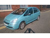 2004 Citroen Xsara Picasso 2.0 HDi Exclusive 5dr MPV, Warranty and AA Breakdown available £1,195