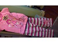 BRAND NEW with tags ..lazytown pyjamas